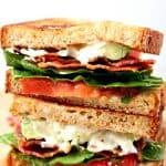 blt sandwich 3 150x150 BLT Sandwich with Avocado Recipe