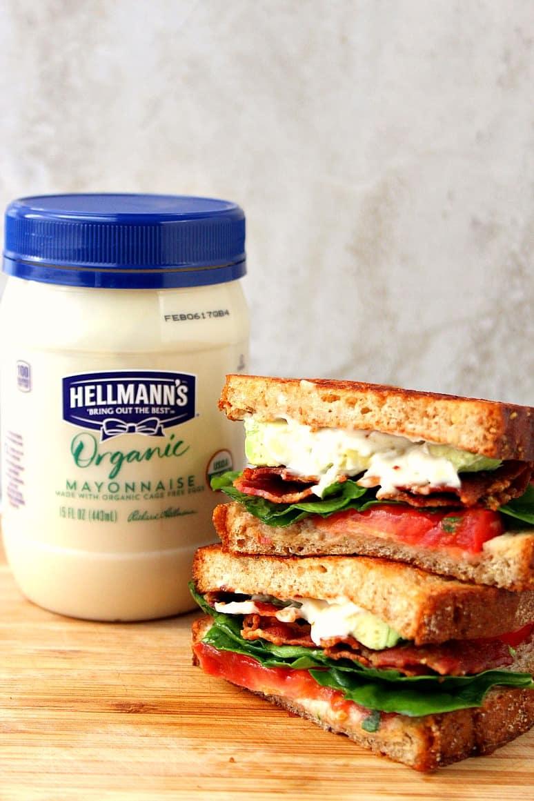 blt sandwich 4 BLT Sandwich with Avocado Recipe
