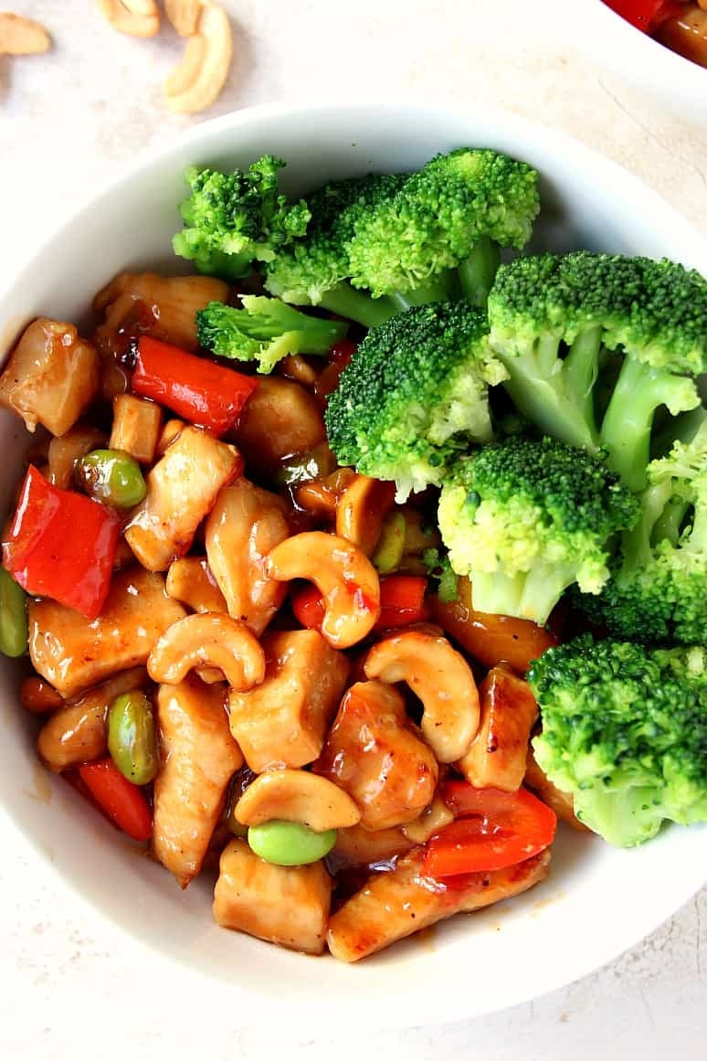 cashew chicken recipe 4 Quick and Easy Asian Takeout Recipes
