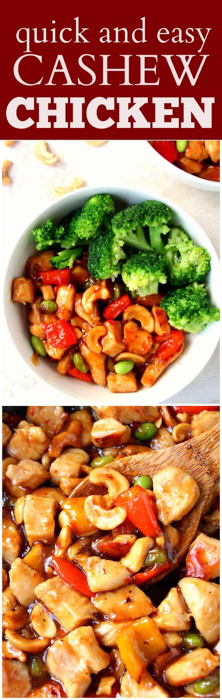 cashew chicken recipe long Quick and Easy Cashew Chicken Recipe