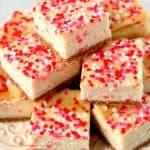 funfetti cheesecake bars recipe 1 150x150 Funfetti Cheesecake Bars Recipe