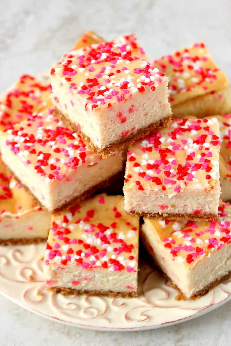 funfetti cheesecake bars recipe 1 Funfetti Cheesecake Bars Recipe