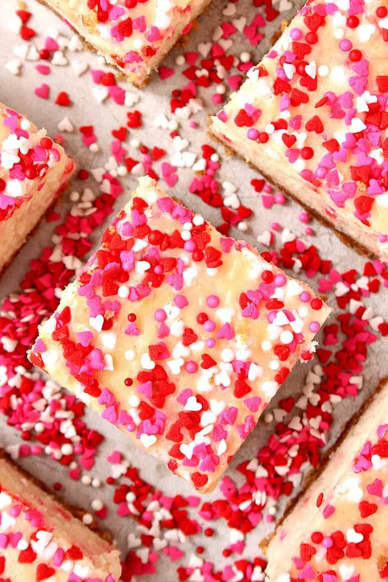 funfetti cheesecake bars recipe 4 Funfetti Cheesecake Bars Recipe
