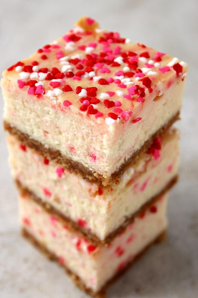 funfetti cheesecake bars recipe 5 Funfetti Cheesecake Bars Recipe