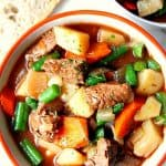 slow cooker beef stew B 150x150 Best Ever Slow Cooker Beef Stew