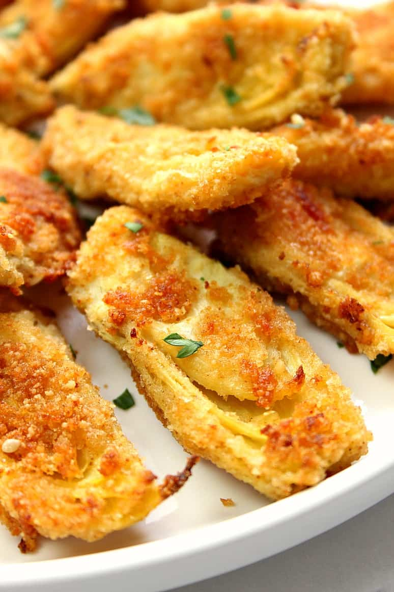 baked artichoke hearts 2 Baked Artichoke Hearts Recipe