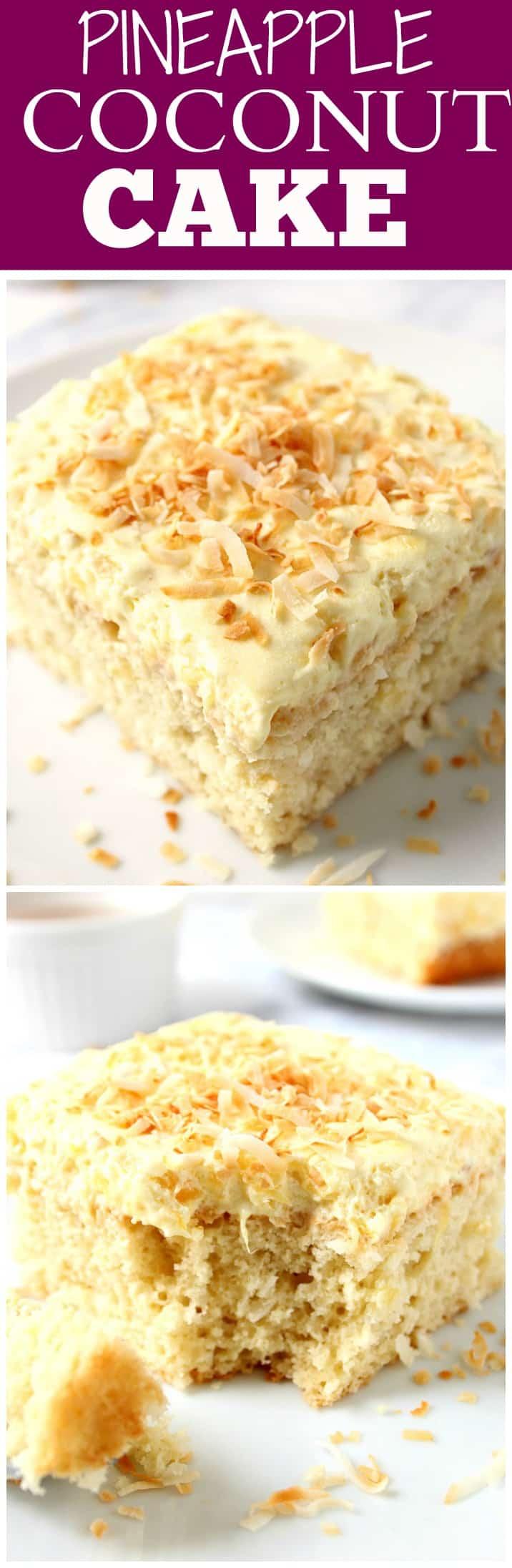 coconut pineapple cake recipe long Coconut Pineapple Cake Recipe