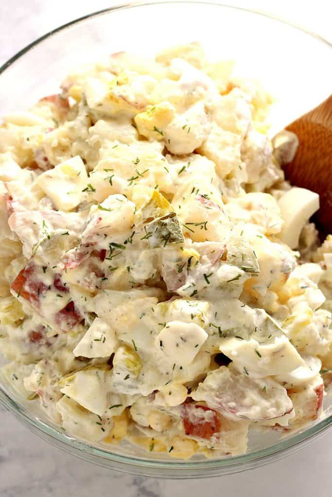 dill pickle potato salad 2 683x1024 Dill Pickle Potato Salad Recipe
