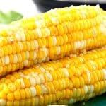 instant pot corn on the cob 1 150x150 Instant Pot Garlic Parmesan Corn on the Cob Recipe