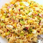 Deviled Egg Macaroni Salad A 150x150 Deviled Egg Macaroni Salad Recipe