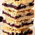 cherry pie bars 6NEW 150x150 Cherry Pie Crumb Bars Recipe
