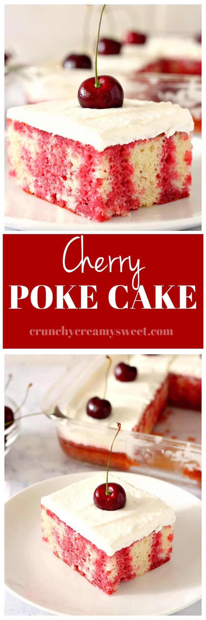 cherry poke cake recipe long Aa Cherry Poke Cake Recipe