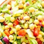 chickpea salad A1 150x150 Chickpea Salad
