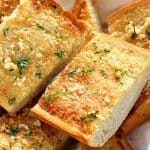 easy garlic bread a 150x150 Easy Garlic Bread Recipe
