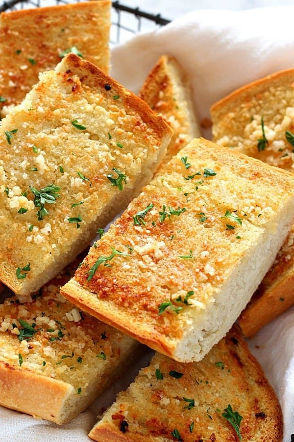easy garlic bread a Easy Garlic Bread Recipe
