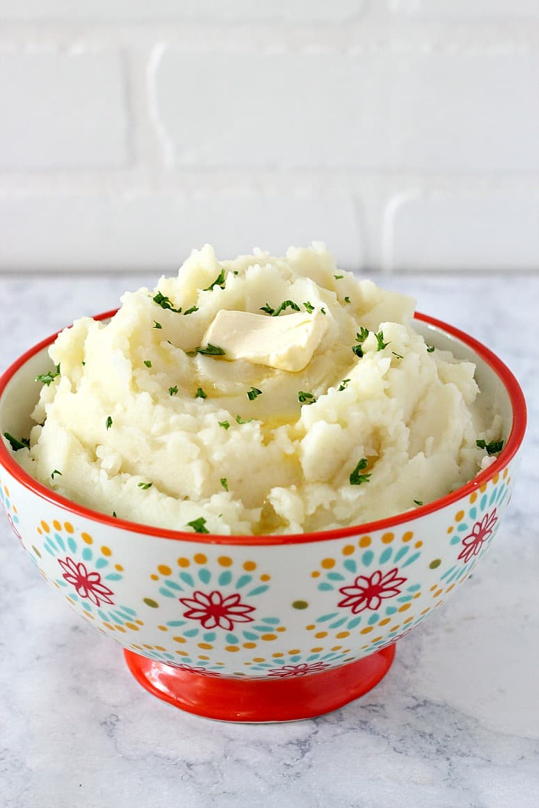 instant pot mashed potatoes 5 Instant Pot Mashed Potatoes Recipe
