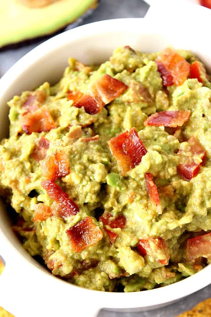 bacon guacamole recipe 4 Bacon Guacamole Recipe