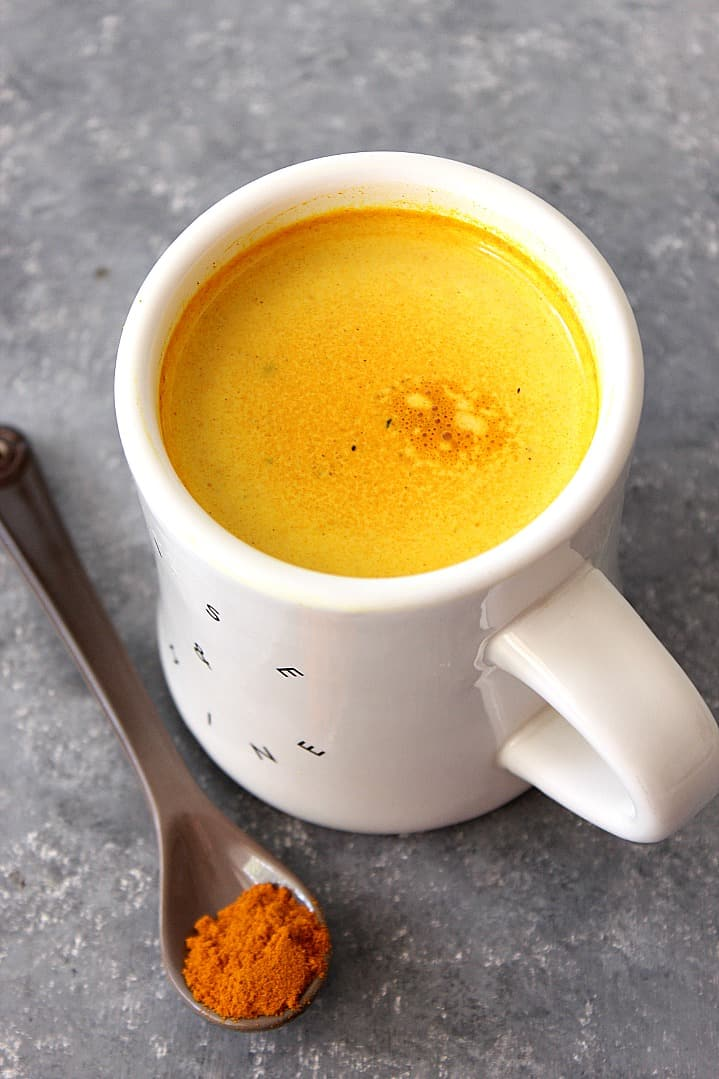 golden milk latter recipe 3 Golden Milk Latte Recipe