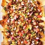 sheet pan nachos recipe 3 150x150 Sheet Pan Nachos Recipe