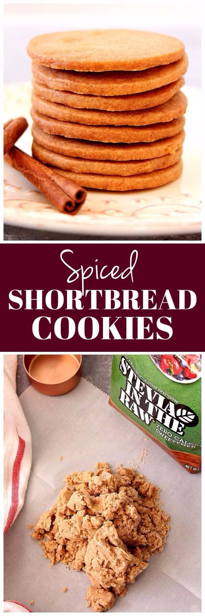 Spiced Shortbread Cookies Recipe long1 Spiced Shortbread Cookies Recipe