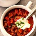 instant pot beef chili recipe 1 150x150 Instant Pot Beef Chili Recipe