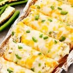 jalapeno popper cheesy bread A 150x150 Cheesy Jalapeno Popper Bread Recipe