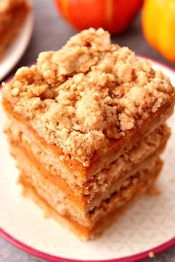 pumpkin pie bars recipe 3 Pumpkin Pie Bars Recipe