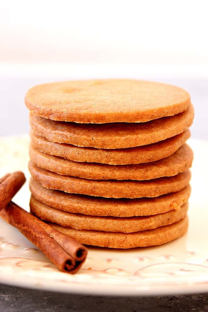 spiced shortbread cookies recipe 1 Spiced Shortbread Cookies Recipe