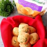 garlic butter dinner rolls recipe 4 150x150 Garlic Butter Dinner Rolls Recipe