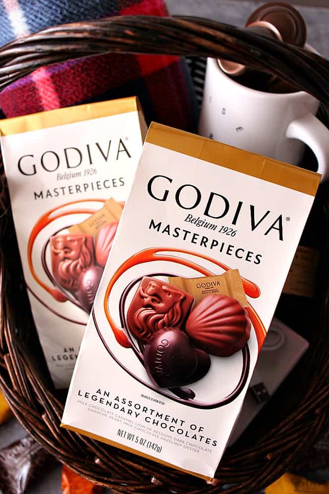 godiva 1 How To Create a Welcome Basket for Guests