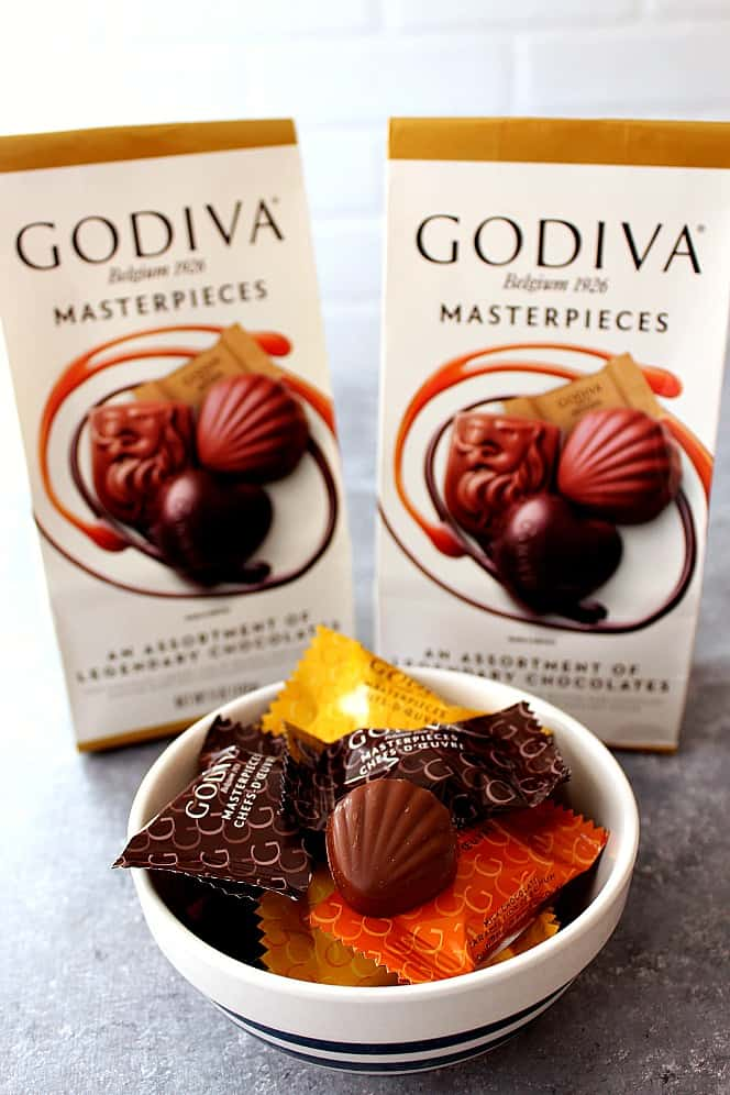 godiva 3 How To Create a Welcome Basket for Guests