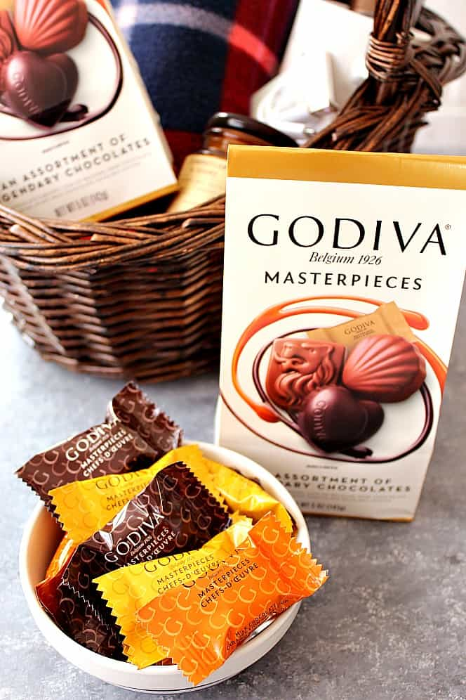 godiva 4 How To Create a Welcome Basket for Guests