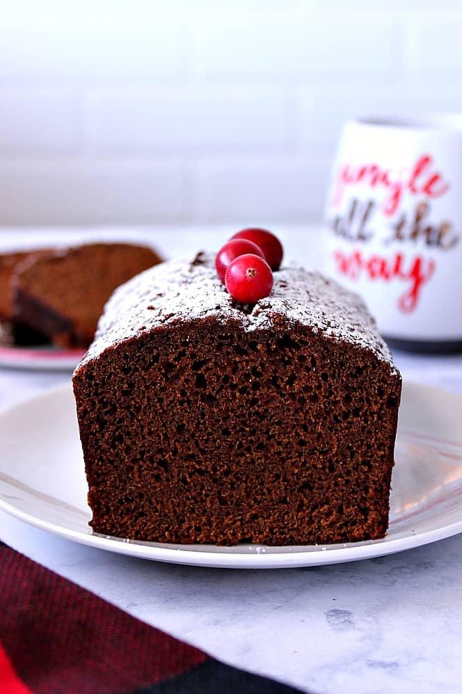 gingerbread loaf cake recipe 2 Gingerbread Loaf Cake Recipe