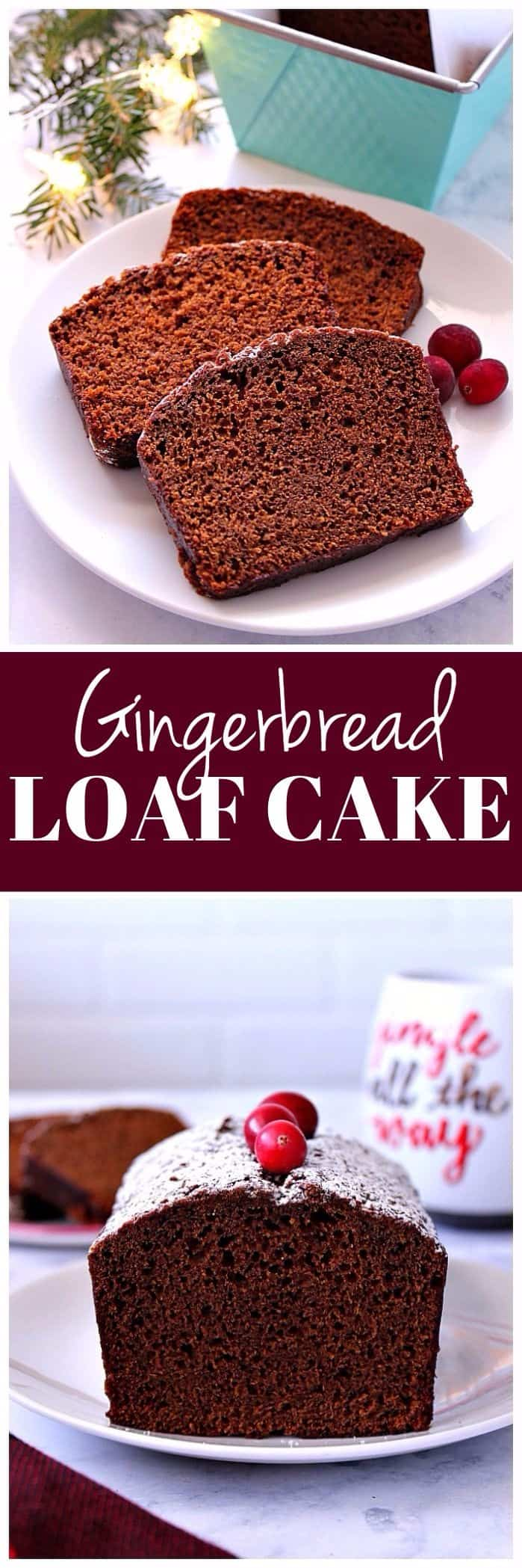 gingerbread loaf cake recipe long1 Gingerbread Loaf Cake Recipe