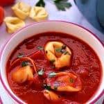 20 minute tomato tortellini soup recipe 1 150x150 20 Minute Tomato Tortellini Soup Recipe