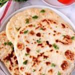 2 ingredient flatbread recipe 1 150x150 Easy 2 Ingredient Flatbread Recipe