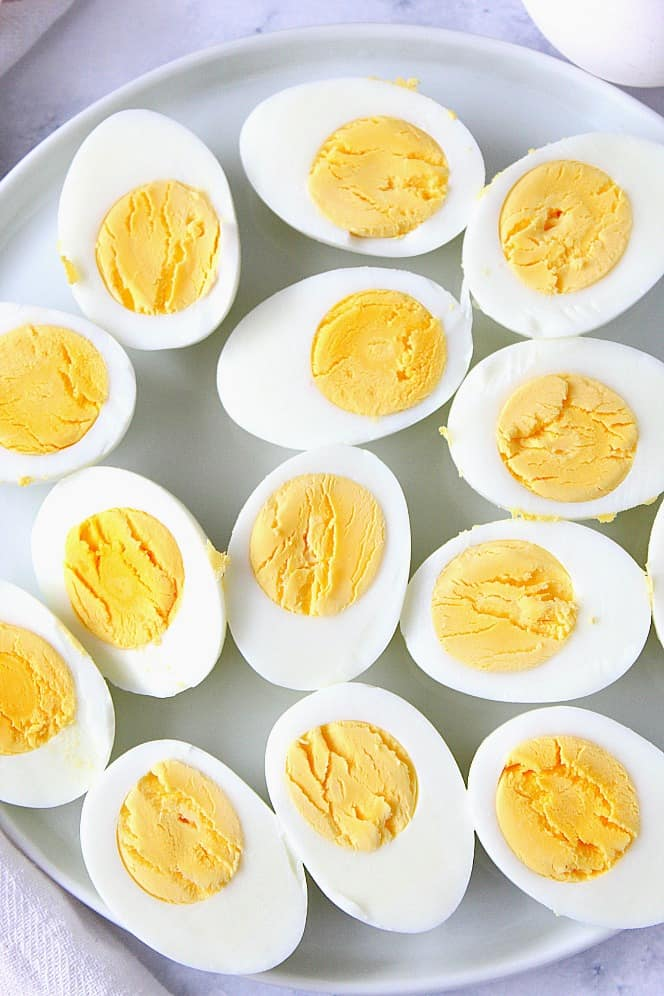 Instant Pot Perfect Hard Boiled Eggs 2 Instant Pot Perfect Hard Boiled Eggs Recipe