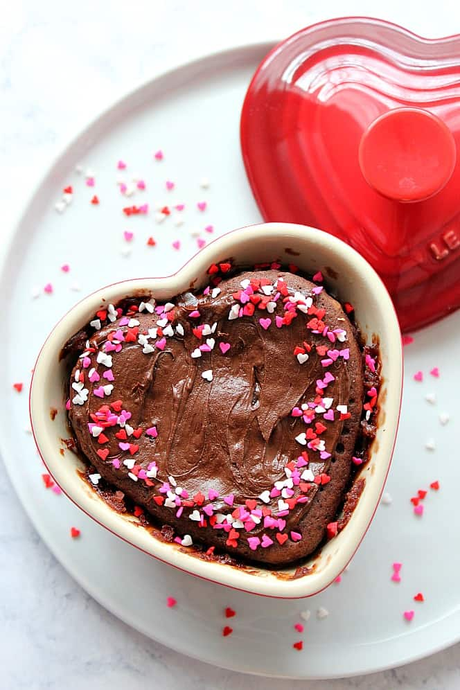 chocolate mug cake for two 3 Chocolate Mousse For Two Recipe