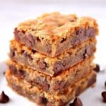 chocolate chip blondies recipe 1 150x150 Chocolate Chip Blondies Recipe