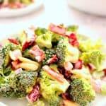 easy broccoli salad recipe 150x150 Quick and Easy Broccoli Salad Recipe