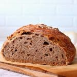 whole wheat no knead bread 1 150x150 Whole Wheat No Knead Bread