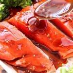 baked teriyaki salmon 4 150x150 Baked Teriyaki Salmon Recipe