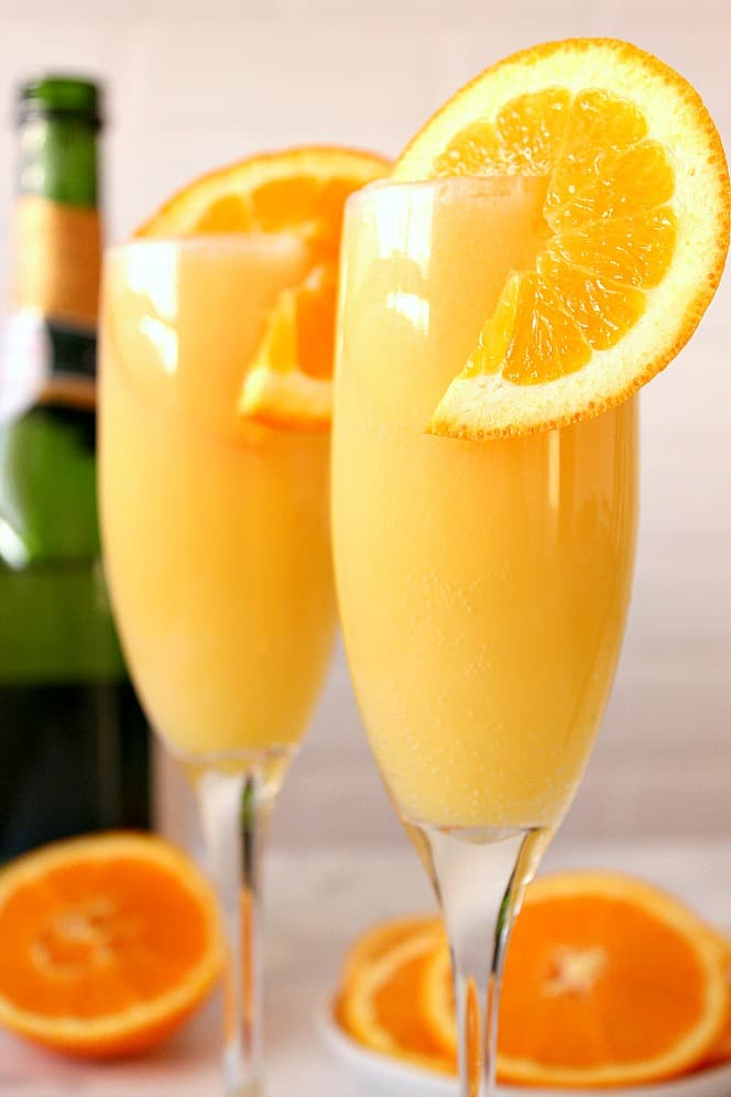 creamsicle mimosa 5 Orange Creamsicle Mimosa Recipe