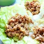 chicken lettuce wraps 6 150x150 P. F. Changs Chicken Lettuce Wraps (Copycat Recipe)