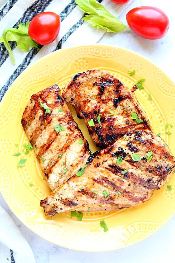 easy grilled chicken 1 Easy Grilled Chicken Recipe