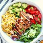 easy grilled chicken salad 1 150x150 Grilled Chicken Salad Recipe