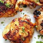 instant pot chicken thighs 4 150x150 Instant Pot Chicken Thighs Recipe