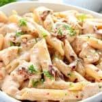 sun dried tomato chicken pasta 5 150x150 Sun Dried Tomato Chicken Pasta Recipe