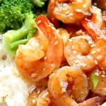 teriyaki shrimp recipe 1 150x150 10 Minute Teriyaki Shrimp Recipe