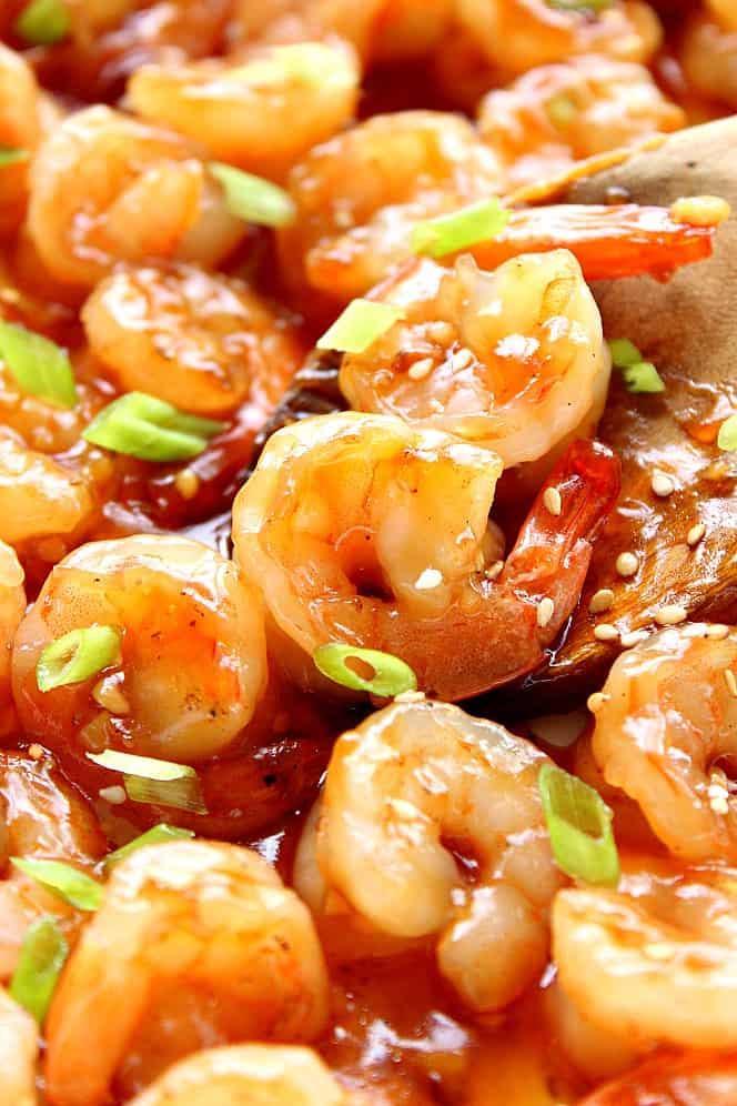 teriyaki shrimp recipe 5 10 Minute Teriyaki Shrimp Recipe